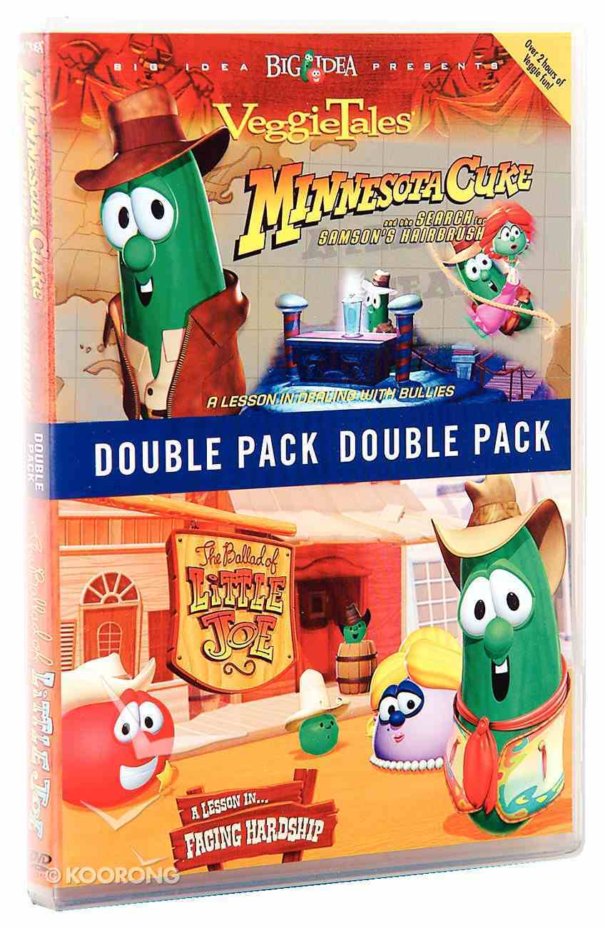 Minnesota Cuke/Ballad of Little Joe (Veggie Tales Visual Double Feature Series) DVD