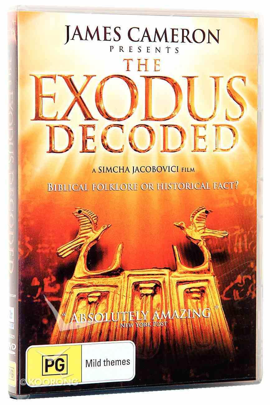 The Exodus Decoded DVD