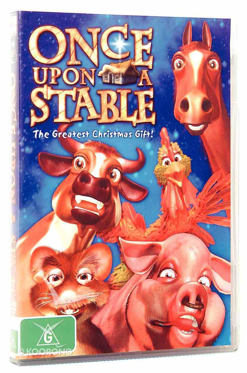 Once Upon a Stable DVD