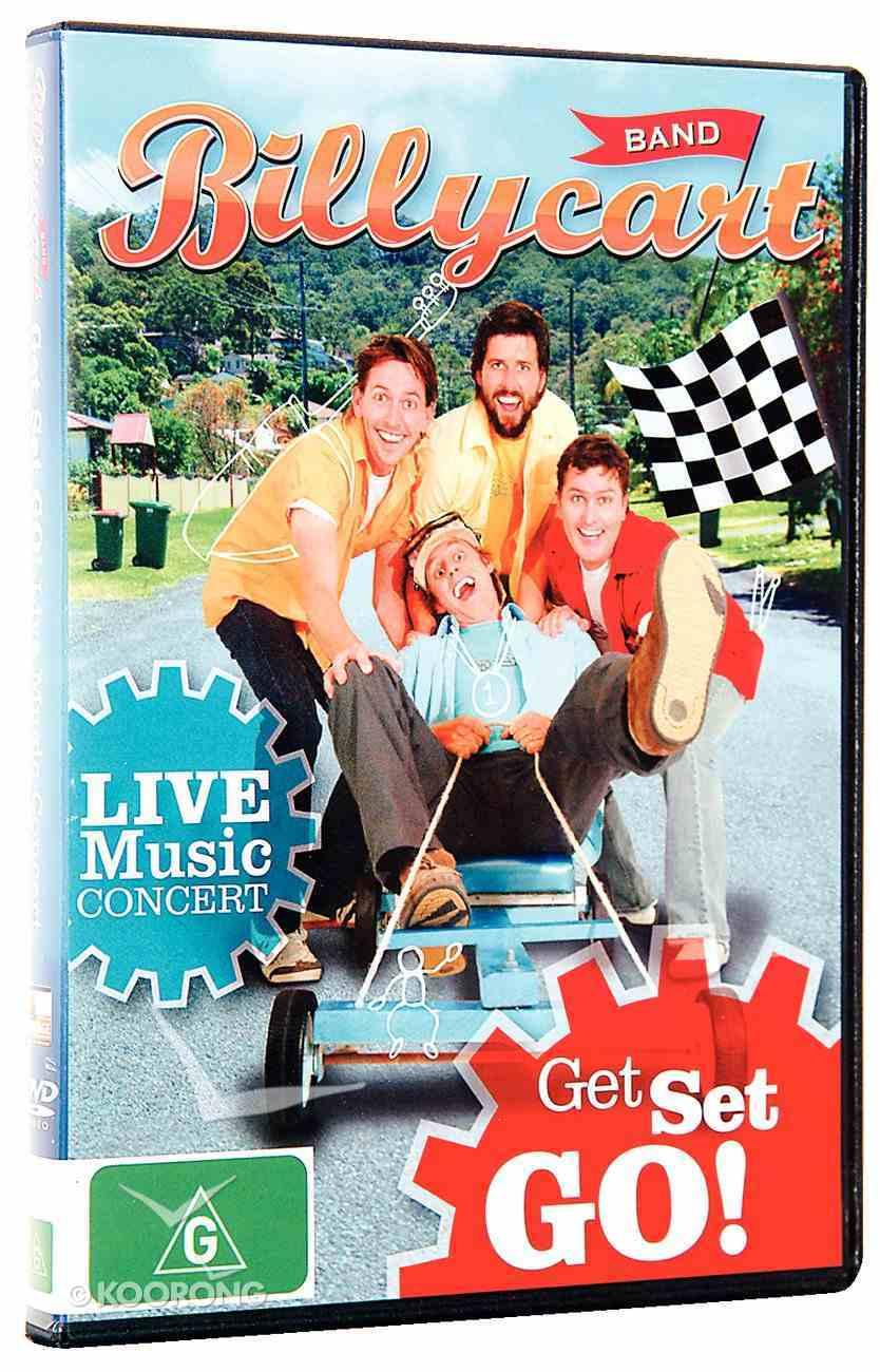 Billycart Band DVD