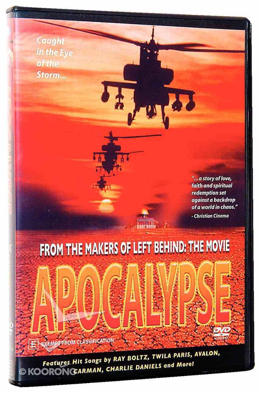 Apocalypse #01: Apocalypse DVD