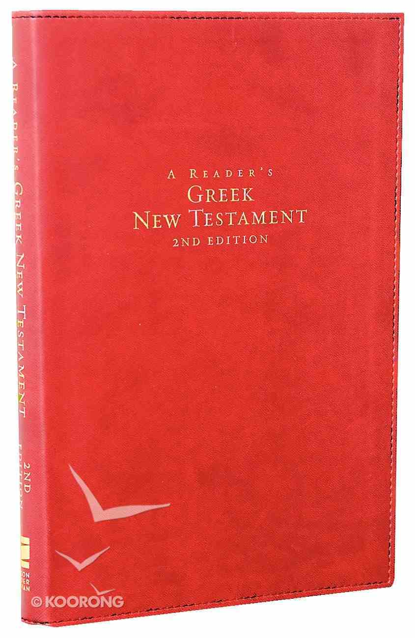 A Reader's Greek New Testament Imitation Leather