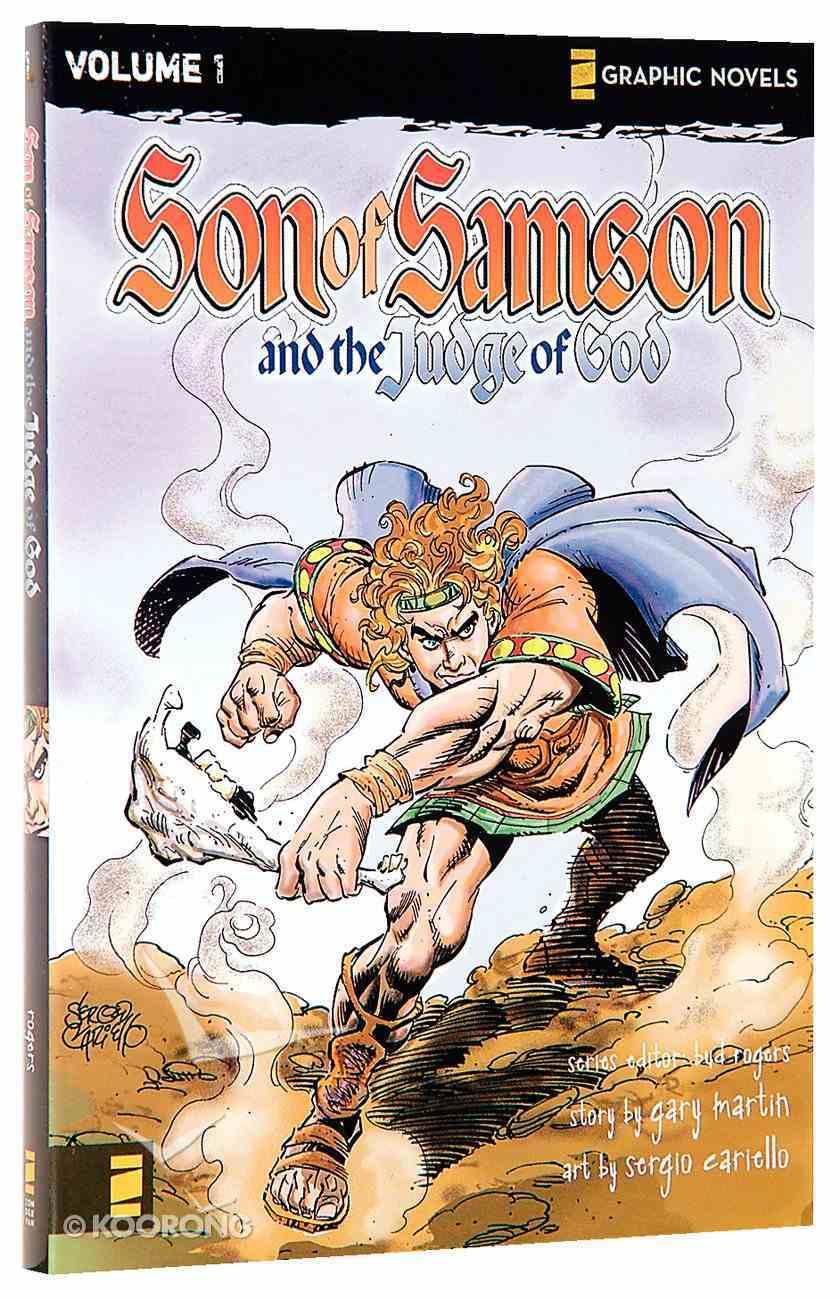 The Judge of God (Z Graphic Novel) (#01 in Son Of Samson Series) Paperback