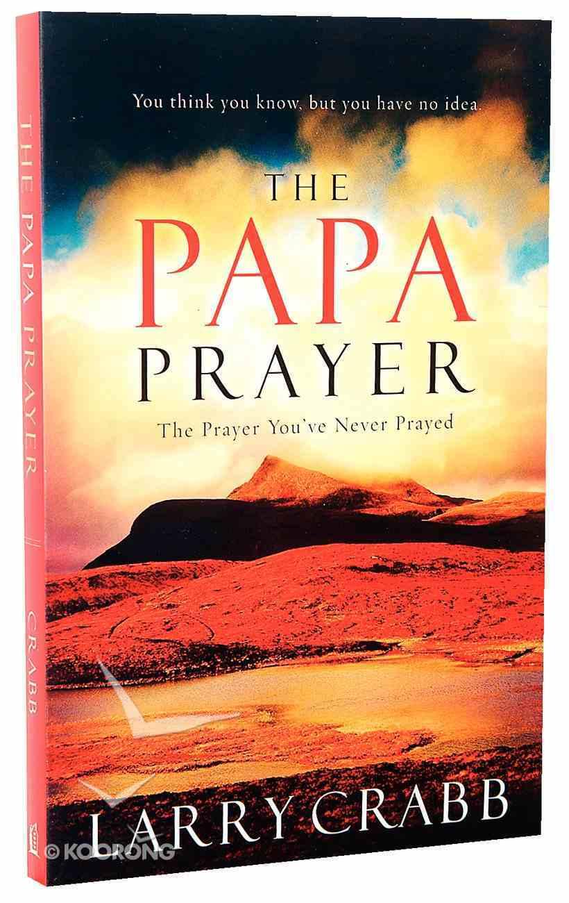 The Papa Prayer Paperback