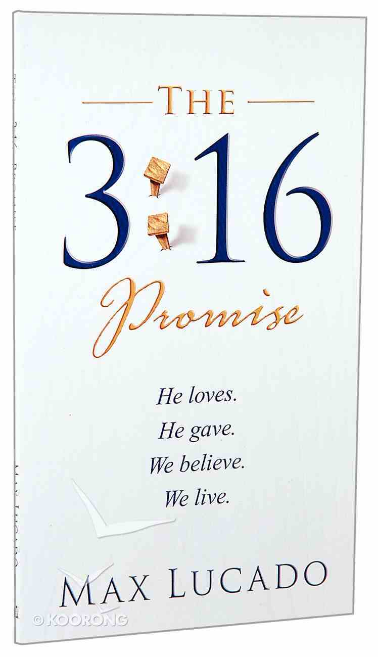 3: The 16 Promise (Evangelism Booklet) Booklet