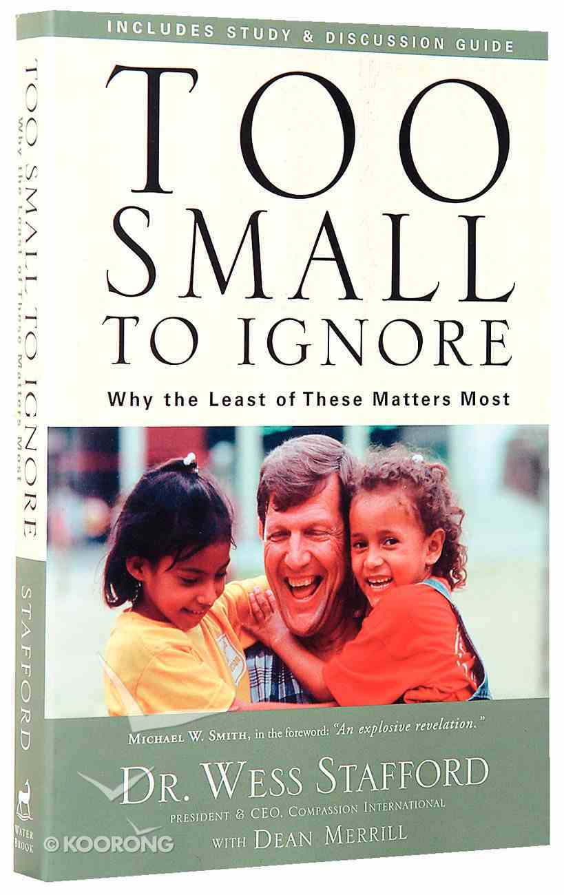 Too Small to Ignore Paperback