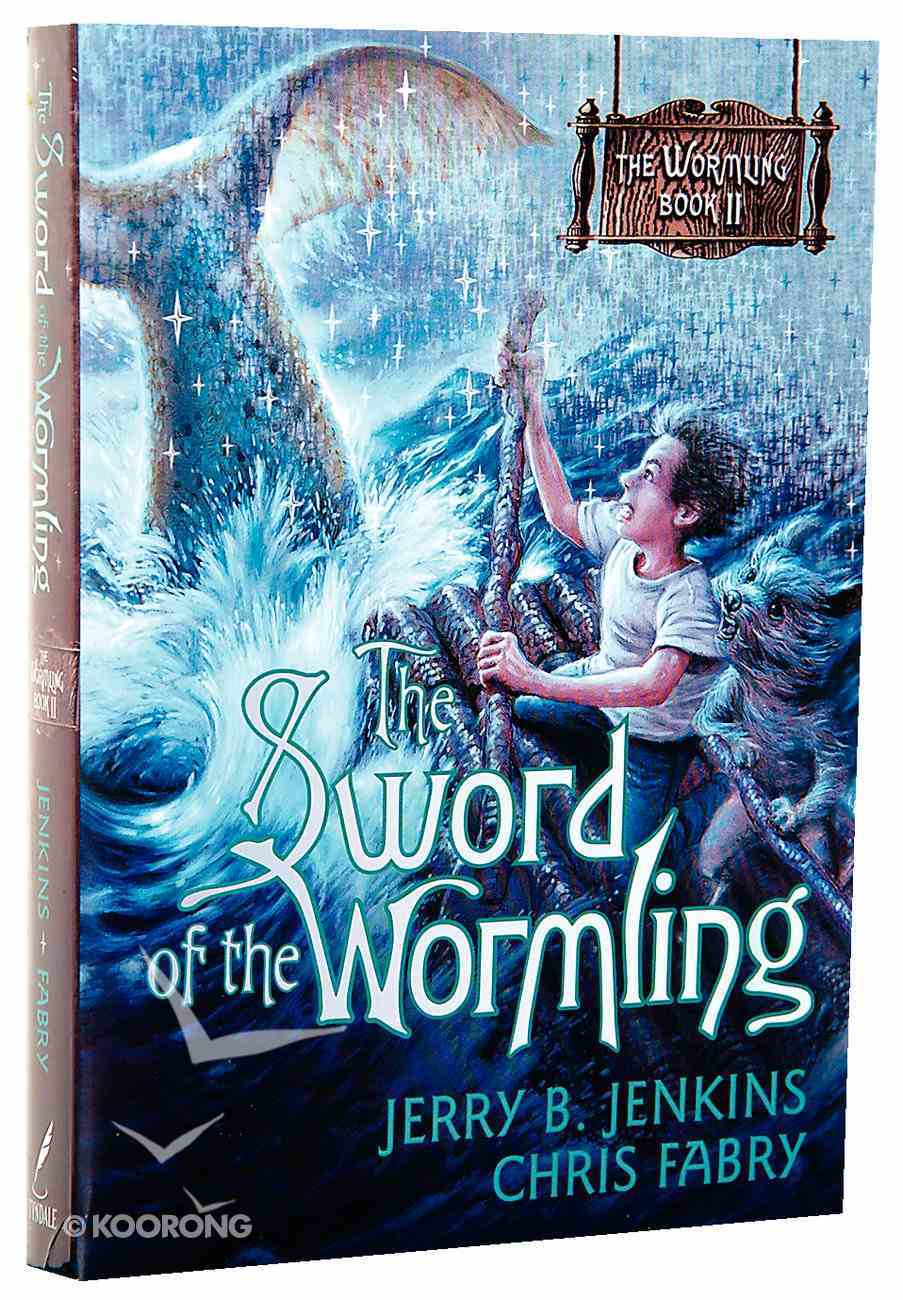 The Sword of the Wormling (#02 in The Wormling Series) Paperback