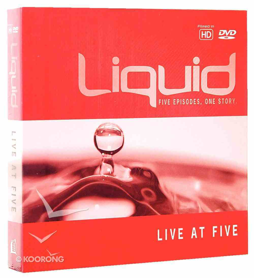 Live At Five DVD (Liquid Series) Pack