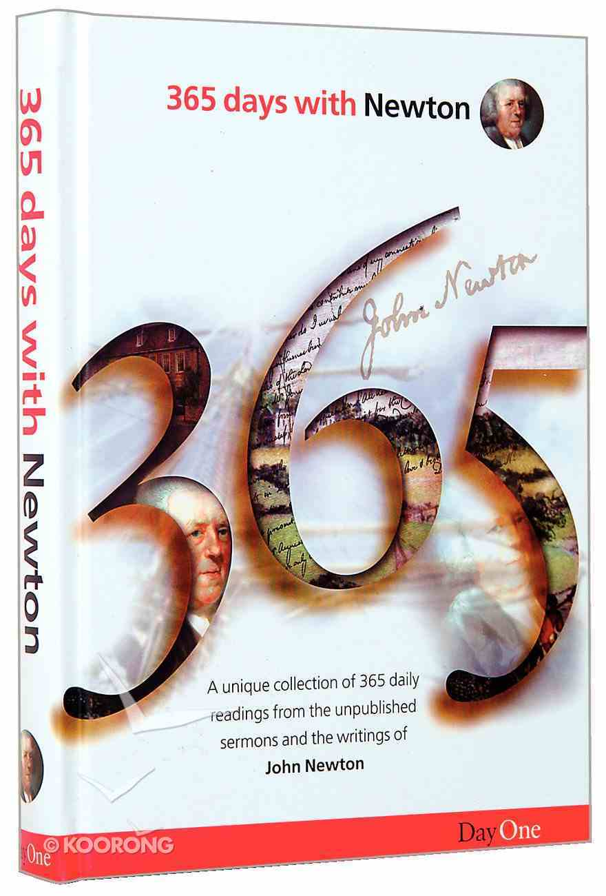 365 Days With Newton Hardback