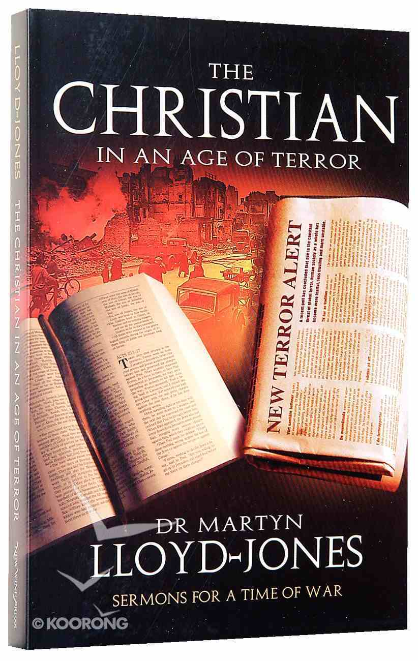The Christian in An Age of Terror Paperback