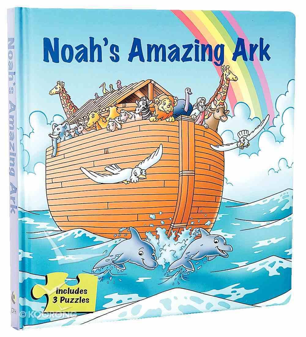 Noah's Amazing Ark Board Book
