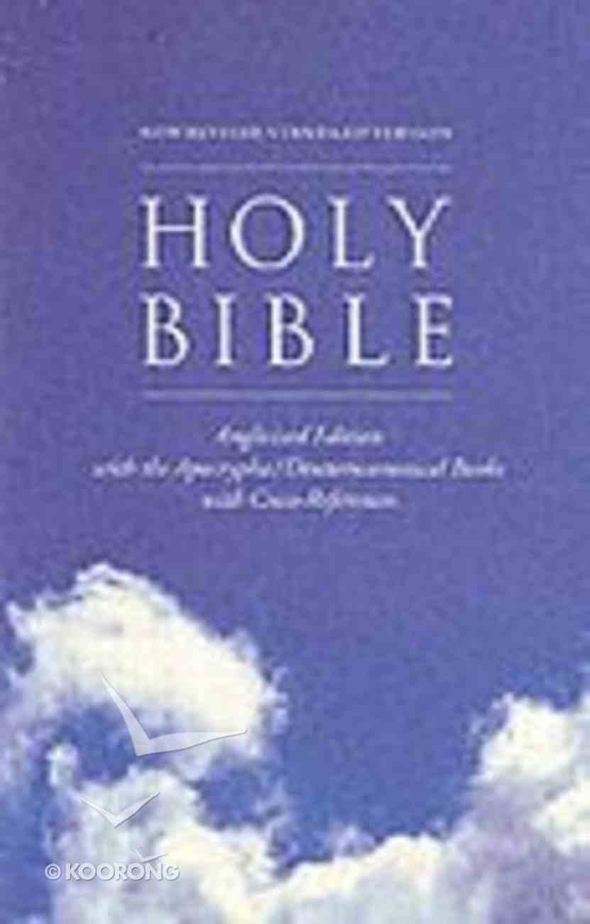 NRSV Cross-Reference Bible Anglicised Hardback