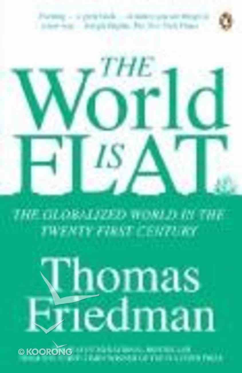 The World is Flat Paperback