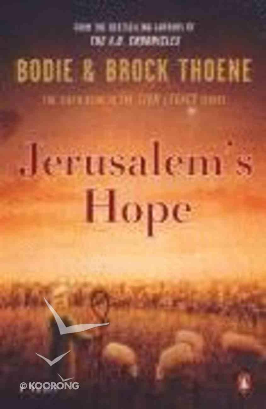 Jerusalem's Hope (#06 in Zion Legacy Series) Paperback