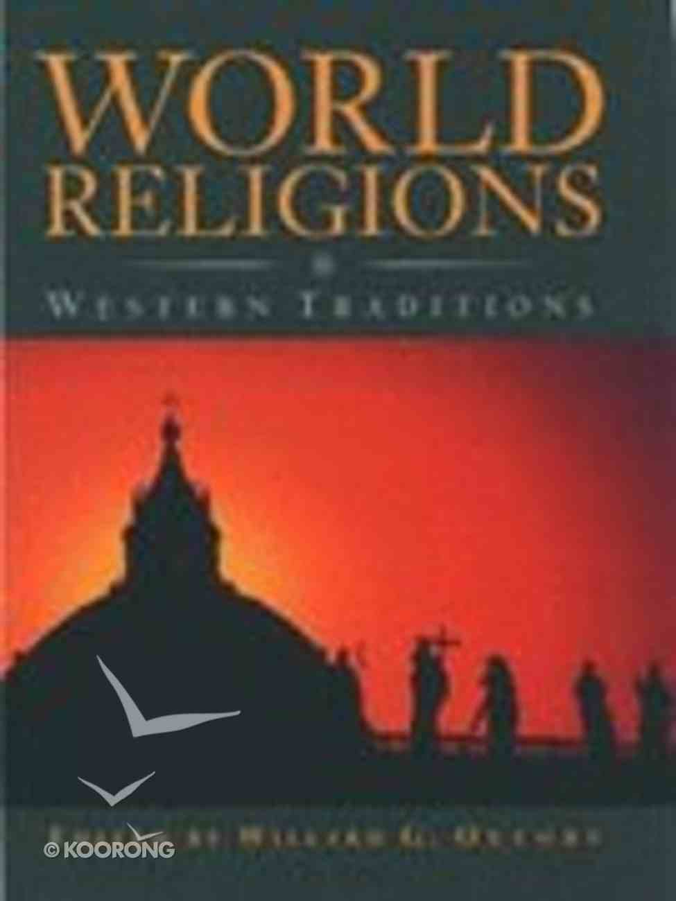 World Religions Western Traditions Paperback