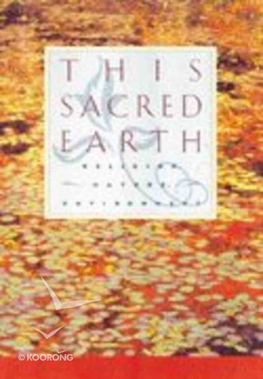 This Sacred Earth Paperback