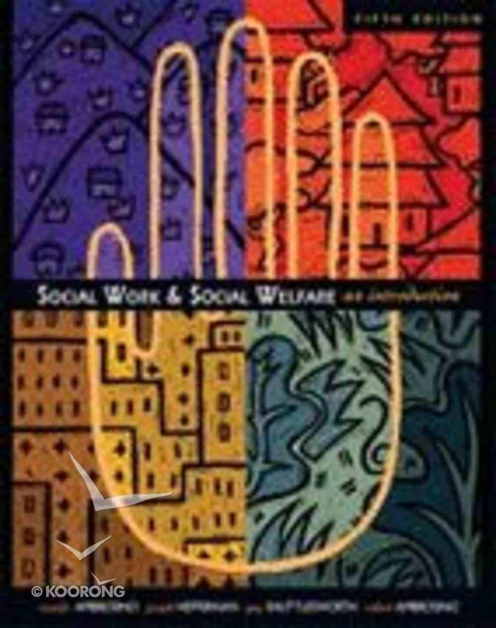 Social Work & Social Welfare (5th Edition) Hardback