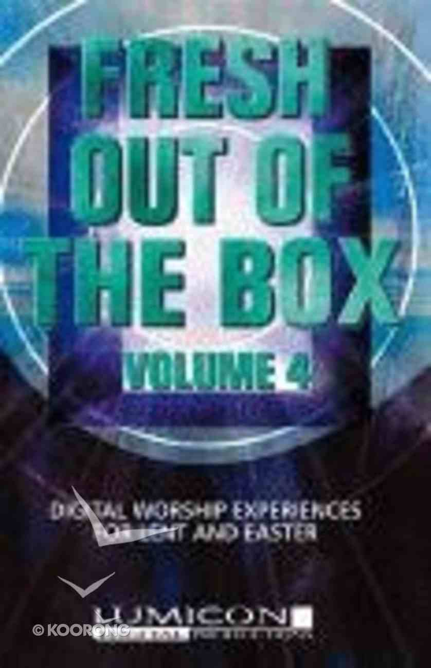 Fresh Out of the Box #04 With DVD Paperback