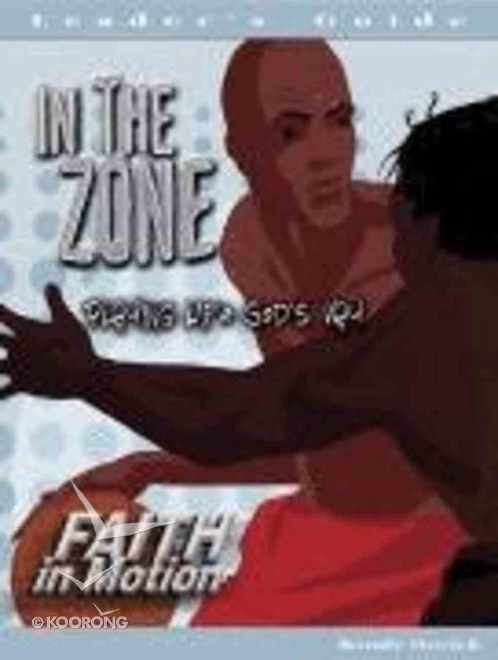 In the Zone (Leader's Book) Paperback