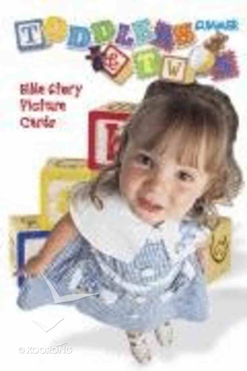 Toddlers & Twos: Bible Story Picture Cards Summer Paperback