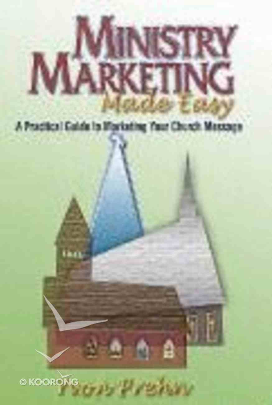 Ministry Marketing Made Easy Paperback