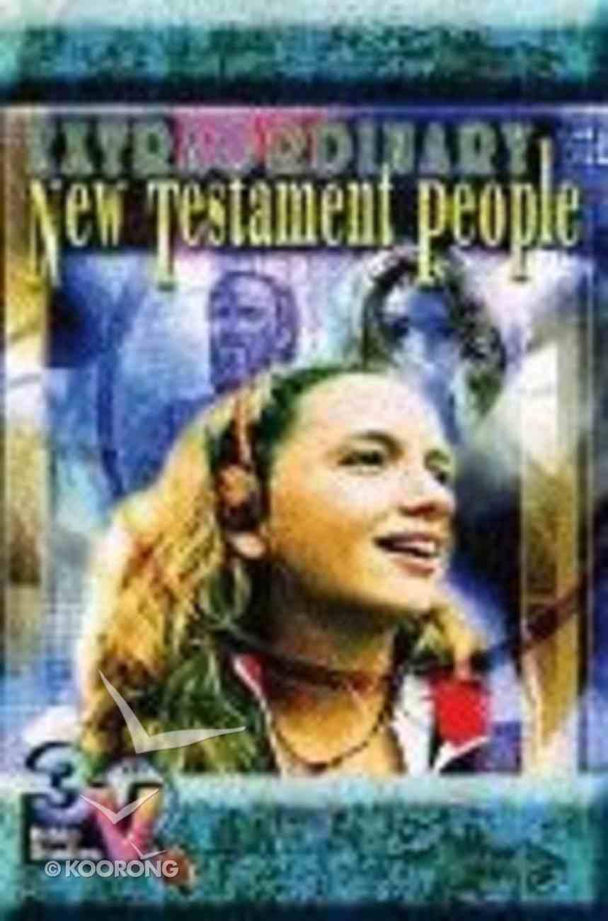 Extraordinary New Testament People (3v Bible Studies Series) Paperback