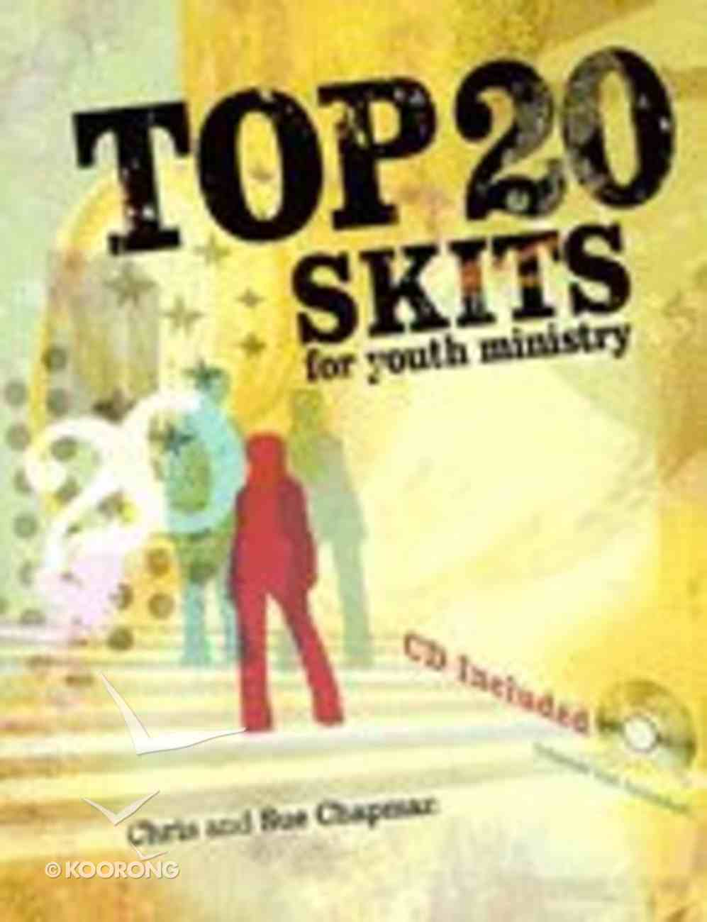Top 20 Skits For Youth Ministry Paperback