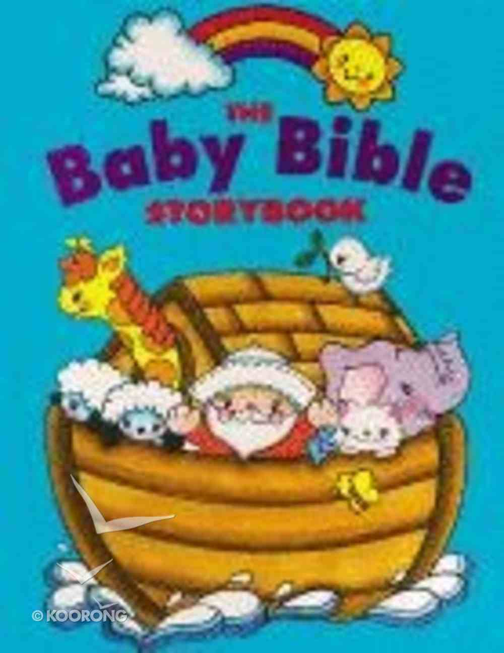The Storybook (Baby Bible Series) Board Book