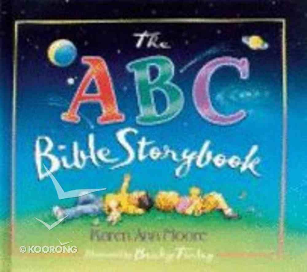 The ABC Bible Storybook Hardback