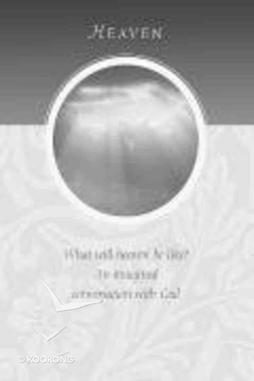 Keepsake Mailables: Heaven Paperback