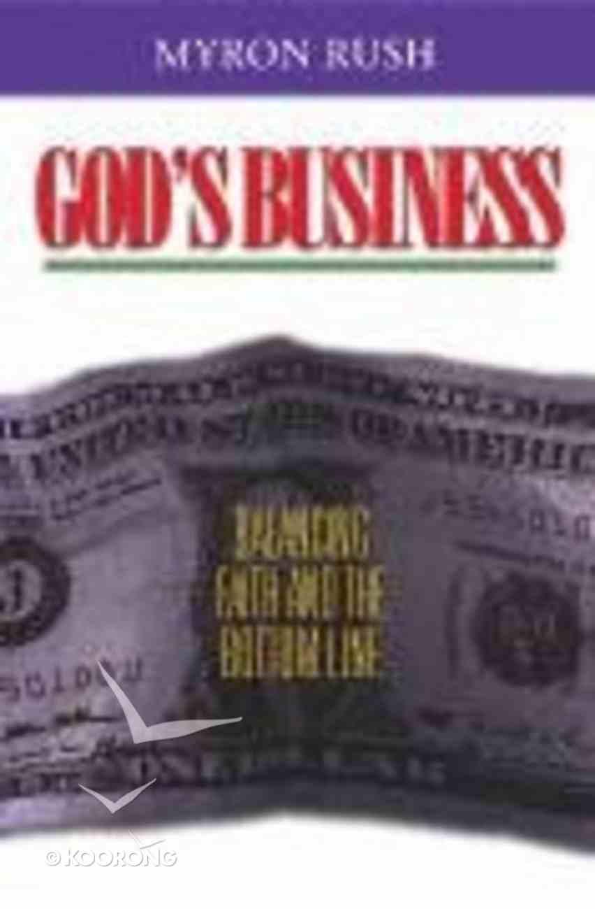 God's Business Paperback