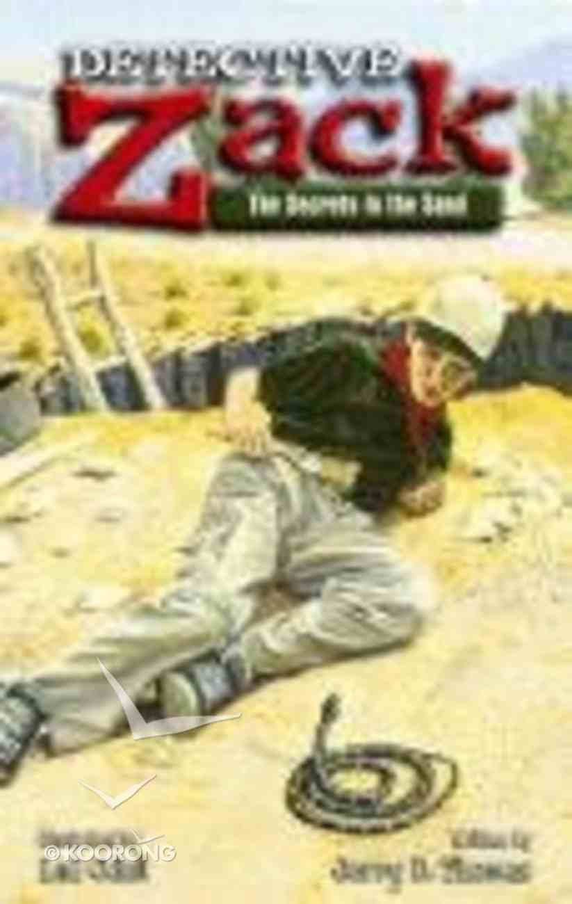 The Secrets in the Sand (Detective Zack Series) Paperback