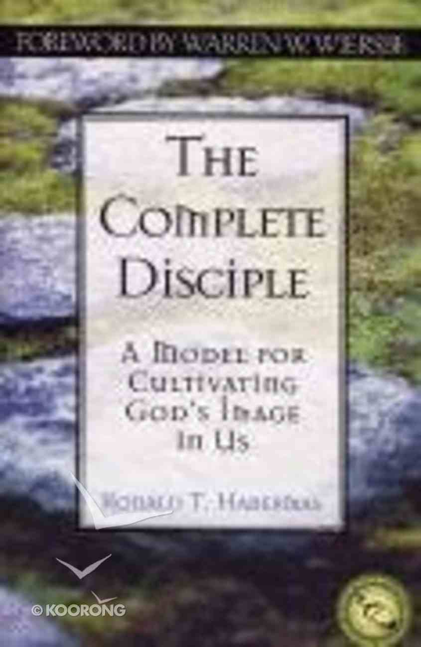 The Complete Disciple Paperback