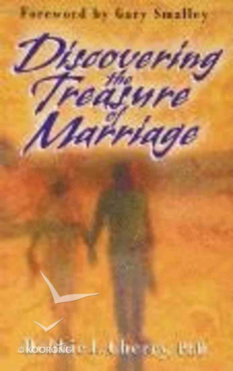 Discovering the Treasure of Marriage Hardback