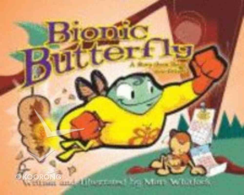 Bionic Butterfly Hardback
