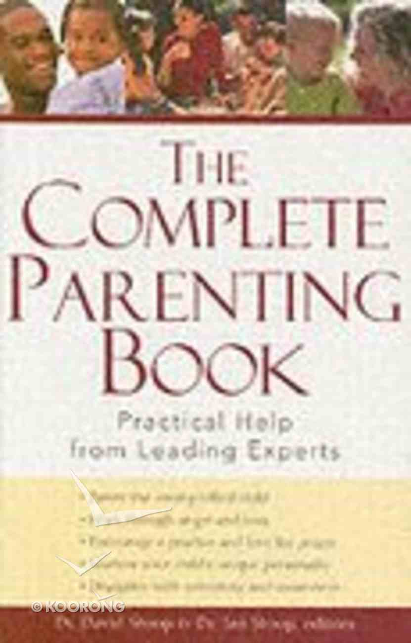The Complete Parenting Book Paperback