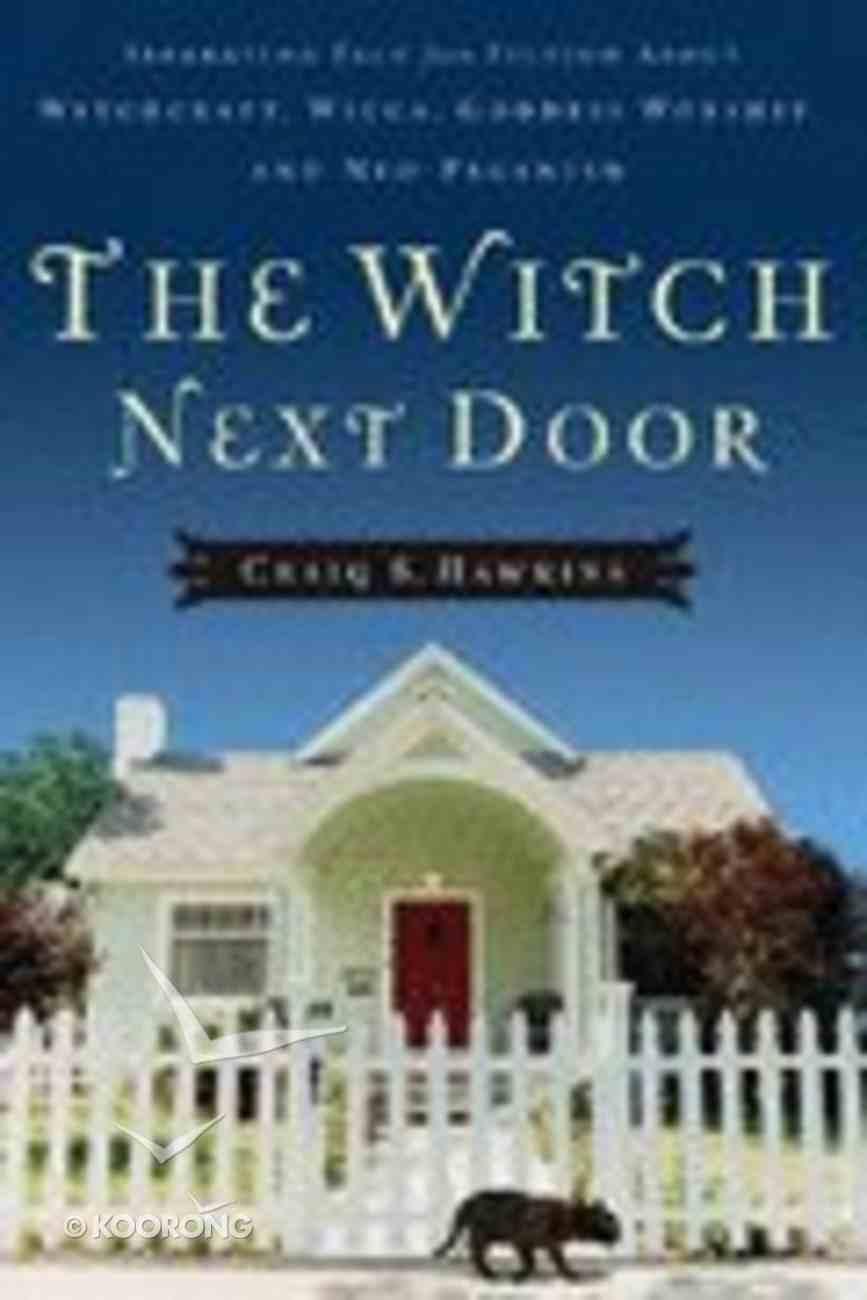 The Witch Next Door Paperback