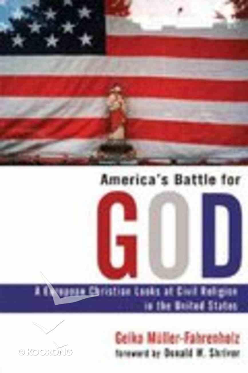America's Battle For God Hardback
