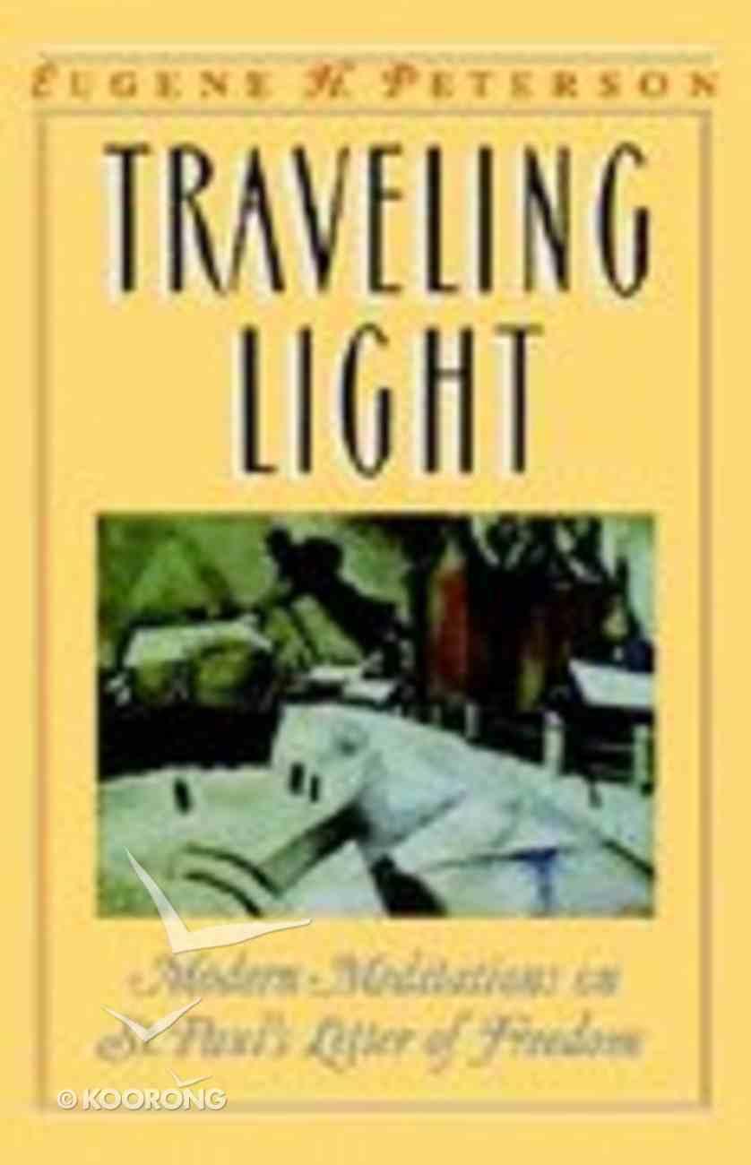 Traveling Light Paperback