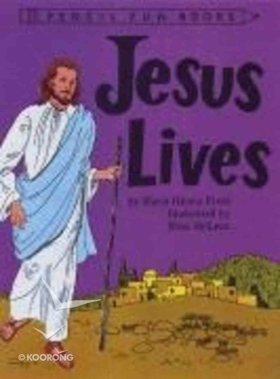 Jesus Lives (Pencil Fun Books Series) Paperback