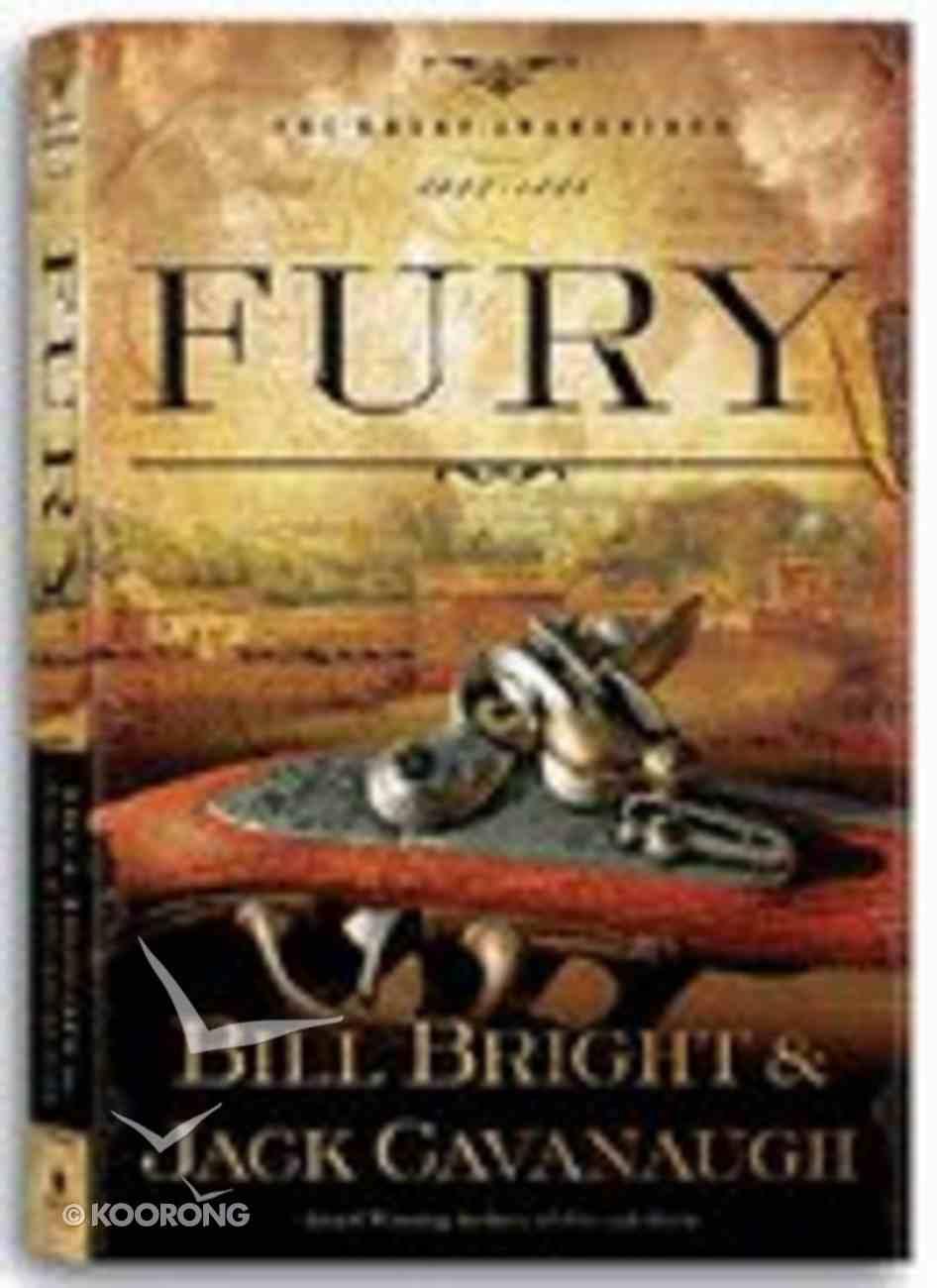 Fury (#04 in Great Awakenings Series) Paperback