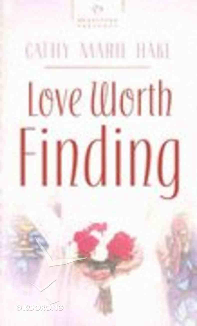 Love Worth Finding Mass Market