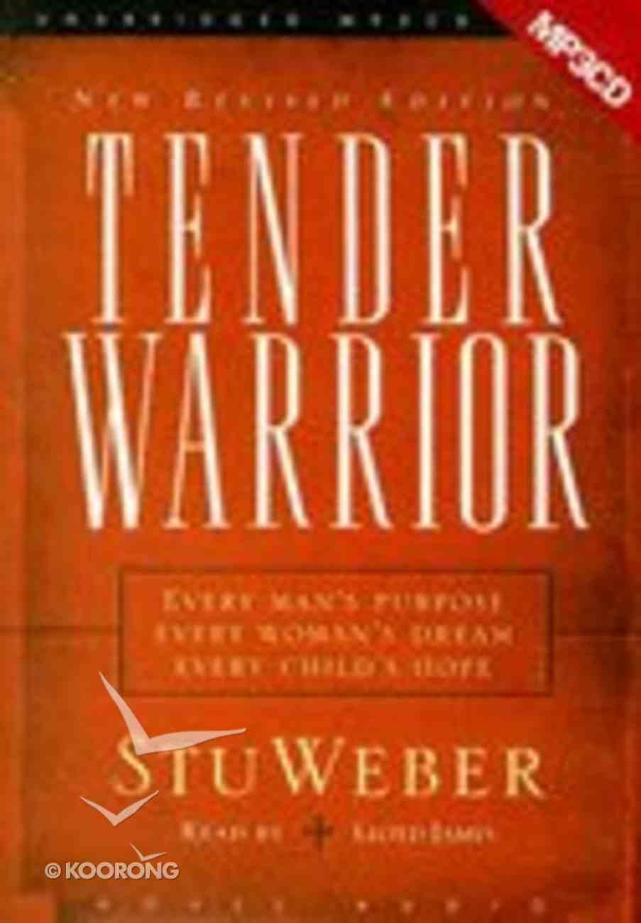 Tender Warrior (Mp3) CD