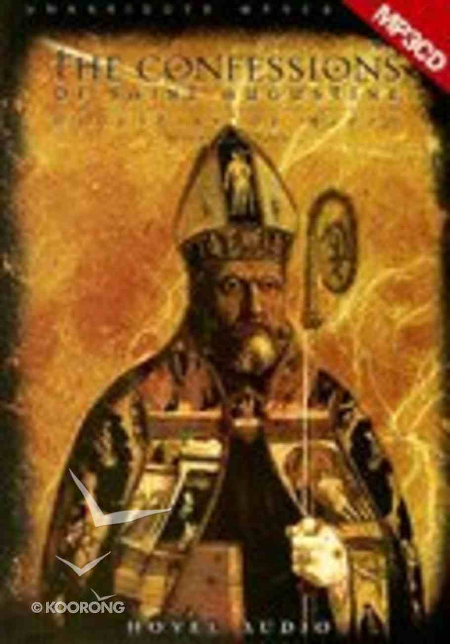 The Confessions of St Augustine (Mp3) CD