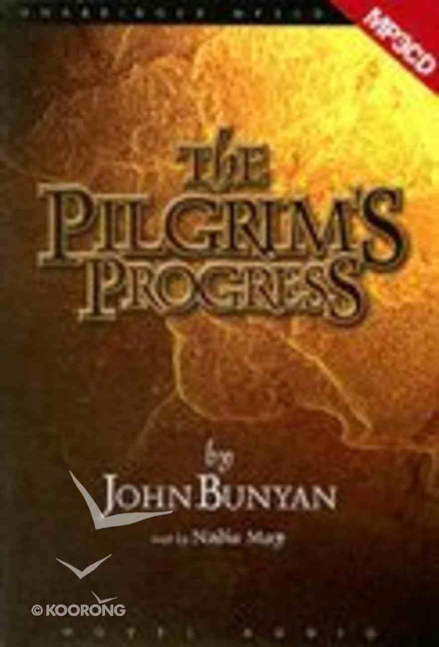 The Pilgrim's Progress Unabridged (Mp3) CD