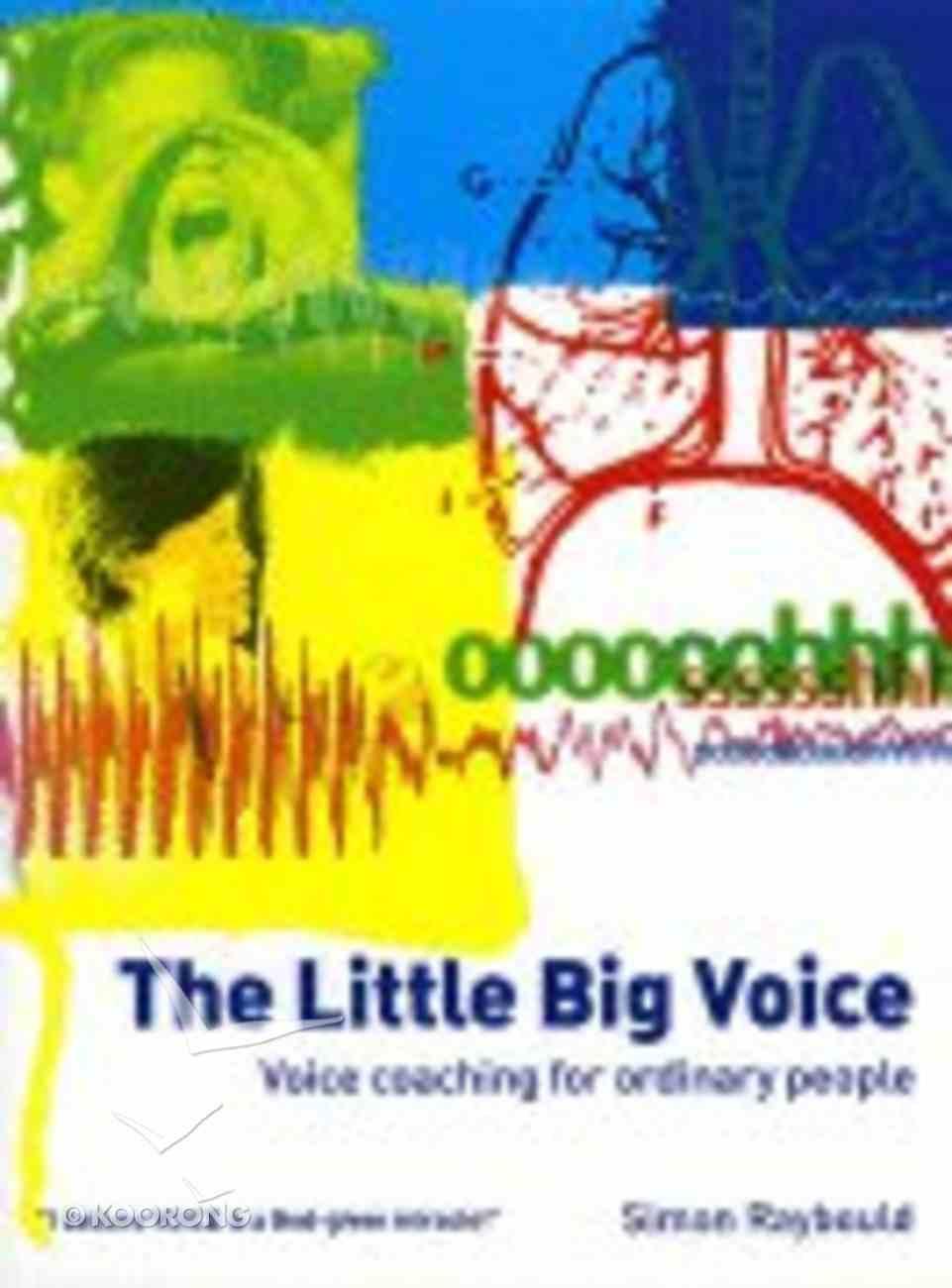 The Little Big Voice Paperback