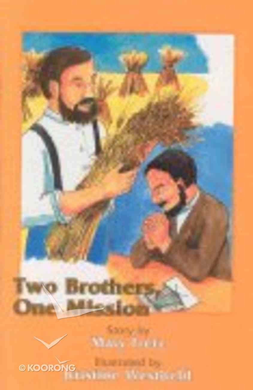 Two Brothers, One Mission Paperback