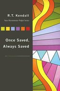 Nwp: Once Saved, Always Saved