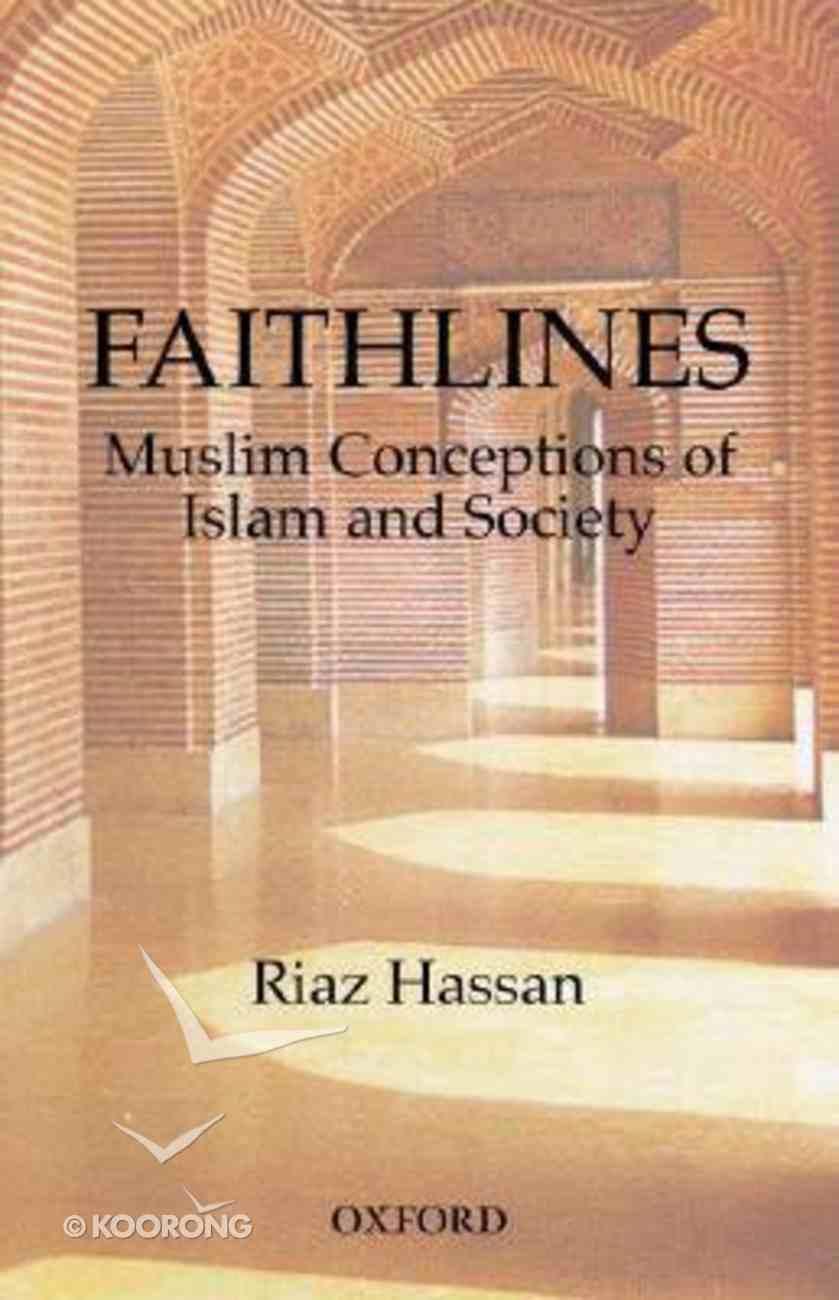 Faithlines Paperback