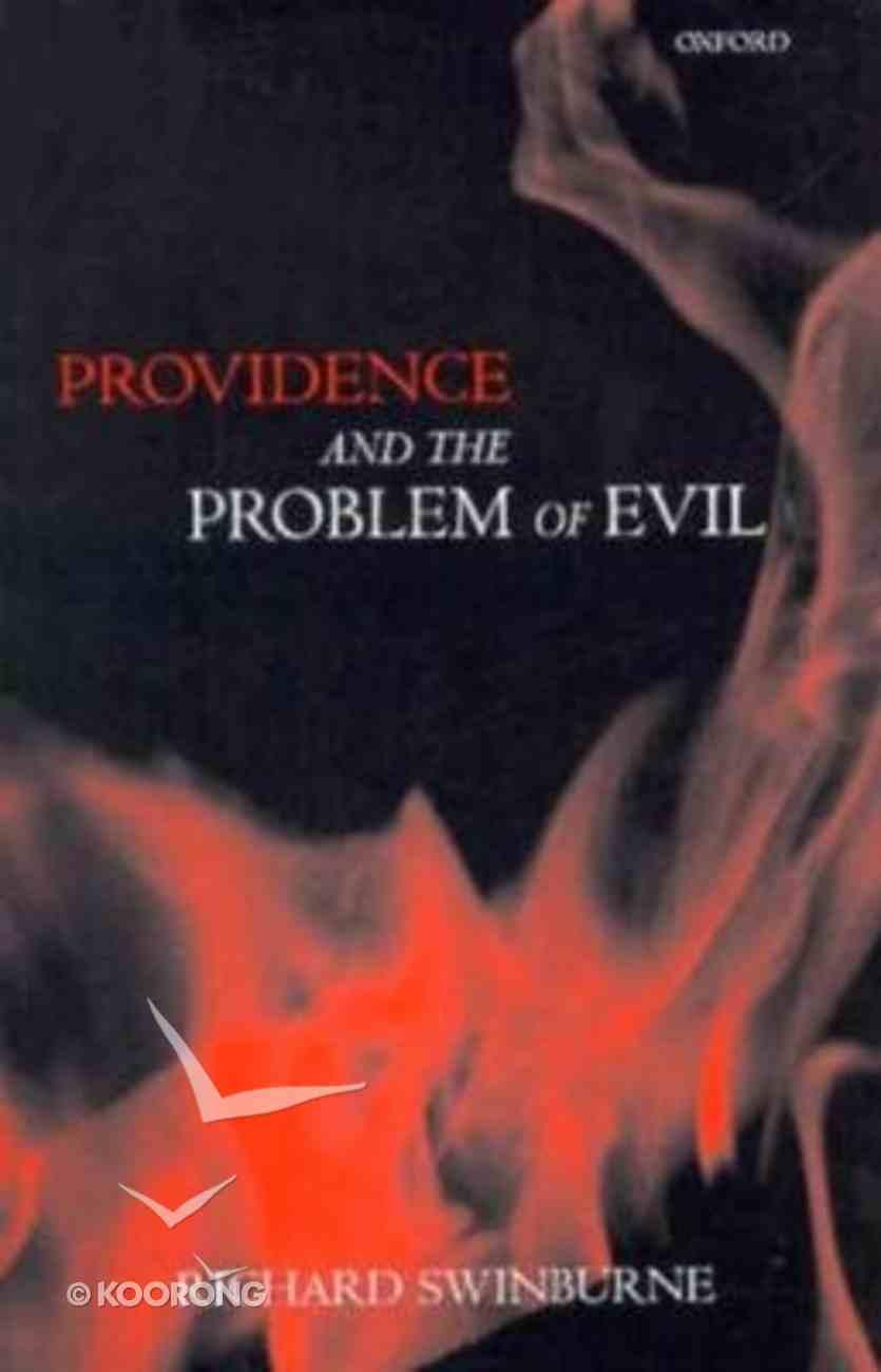 Providence & the Problem of Evil Paperback